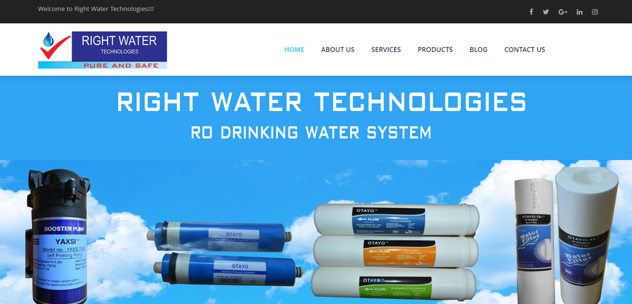 Right Water Technologies